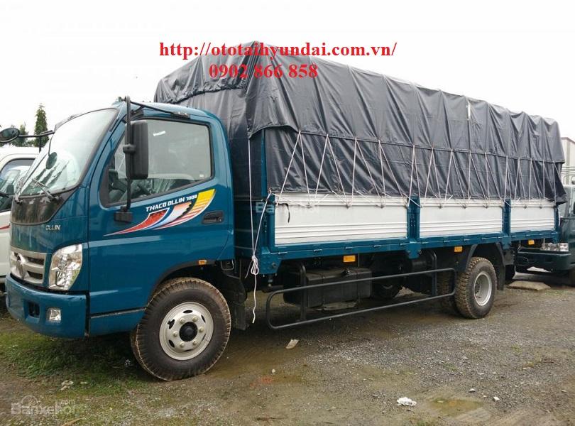 Thaco Ollin700B và Thaco Ollin700C
