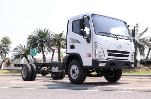 Đại Lý Bán Xe Tải Hyundai Ex8 Tại Sơn La