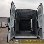 Xe Tải Van Gaz 3 chỗ Nhập Khẩu Nga Tải 670kg và 945 kg