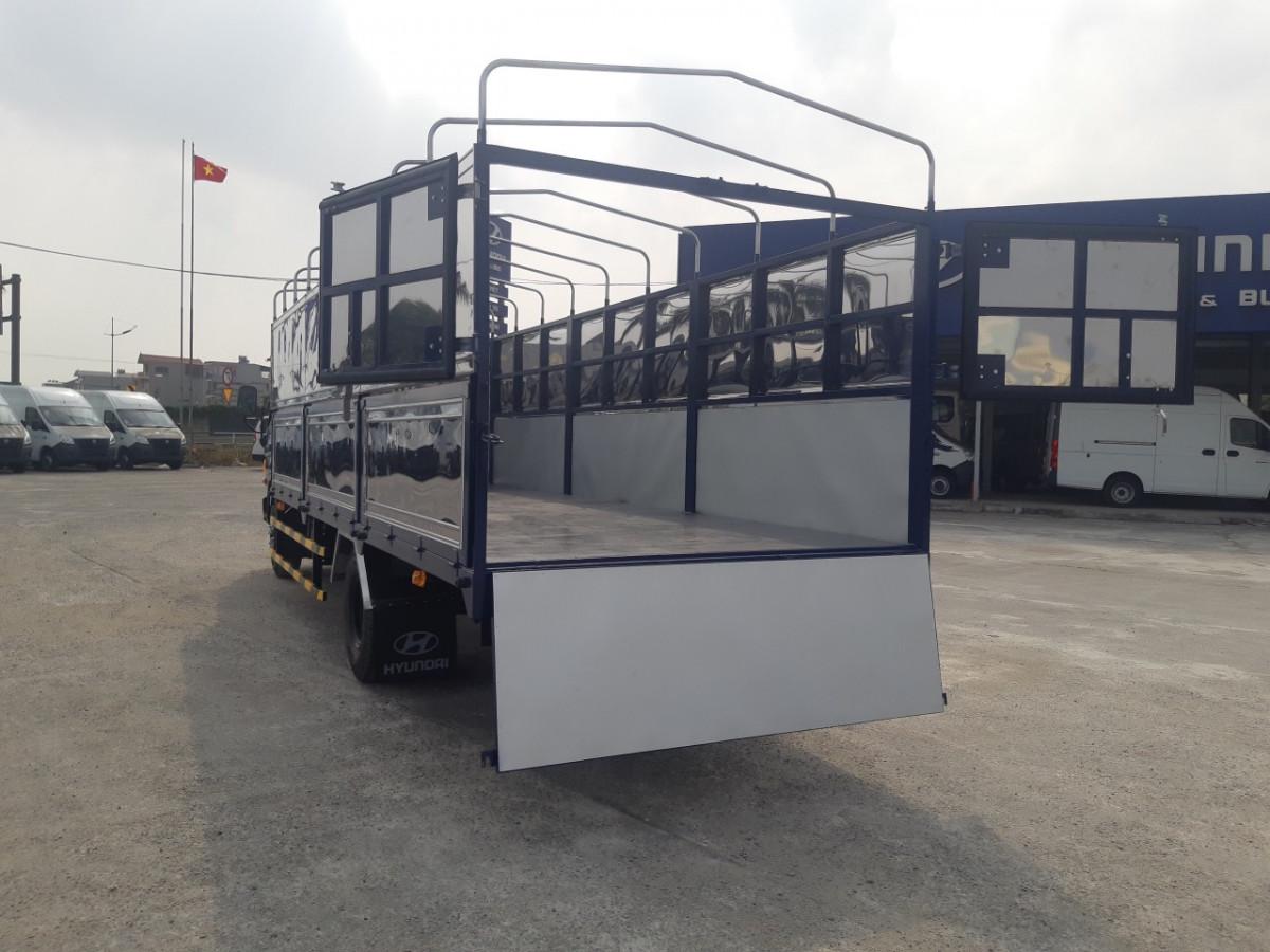 Hyundai 110XL 7 tấn thùng dài 6.3 mét