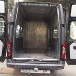 Xe tải van 6 chỗ – Gaz Van 6 chỗ hoán cải nhập khẩu Châu Âu