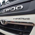 Xe Tải Daewoo 9 tấn HC8AA thùng dài 9m EU 4