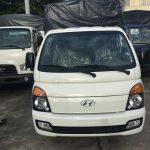 Xe Tải Hyundai Porter H150 Thùng bạt – Mới Nhất 2021