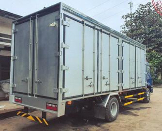 Xe tải chở pallet Hyundai EX8 GTL 7 Tấn