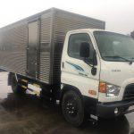 Hyundai 110SP thùng kín7 Tấn 2022 Thùng dài 5 mét