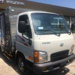 Hyundai N2502.5 tấn Thùng dài 3.6 mét