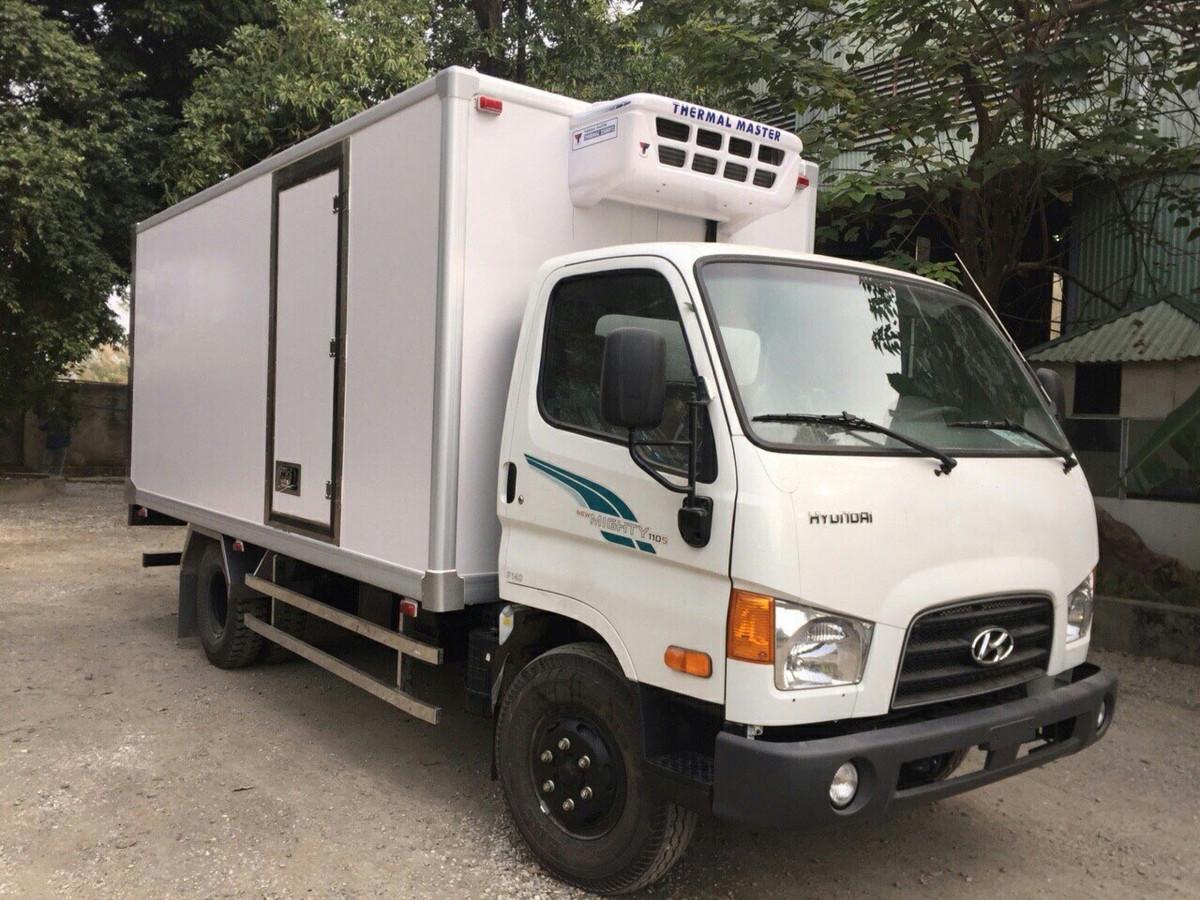Hyundai 110SP thùng đông lạnh7 Tấn 2022 Thùng dài 5 mét