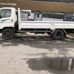 HyundaiNew Mighty 110SP7 Tấn 2022 Thùng dài 5 mét